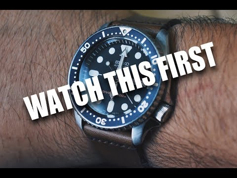 Watch This BEFORE You Buy A Seiko SKX007