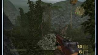 Vietcong Purple Haze on PCSX2 0.9.7 - Playstation 2 Emulator
