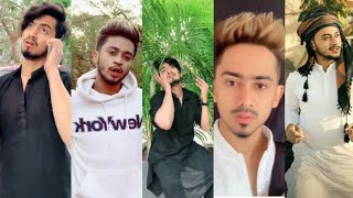 Friday special - Mr.Faisu, hasnain, adnaan, saddu, faiz & shifu latest new TikTok videos.