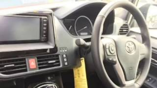 Test drive Toyota Voxy