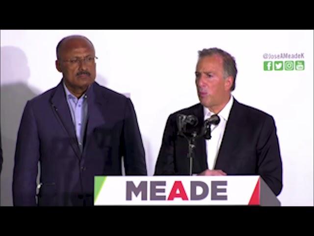 Meade reconoce su derrota; AMLO obtuvo mayoría
