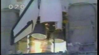 STS-51F launch, abort & landing (7-29-85)
