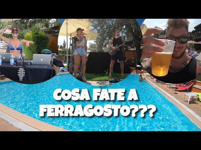 Family Business Duo | Pool Party di FERRAGOSTO