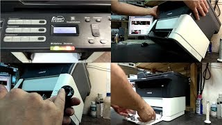 Kyocera FS-1120 | Не бере папір | Неможливо подати папір
