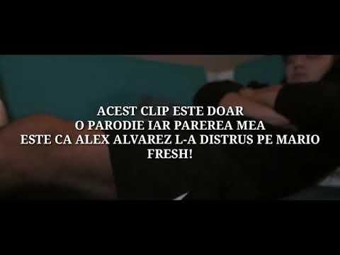 PARODIE ALEX ALVAREZ DISS MARI O FRECI - (OFFICIAL VIDEO)