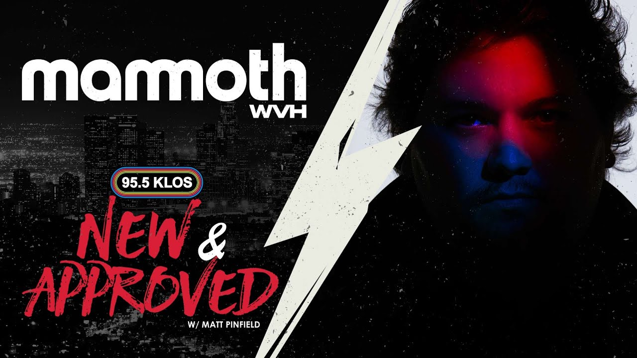 Mammoth VHN Talks Tribute To Late Father Eddie Van Halen & Being Inspired By Dave Grohl On New A