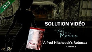 [TRLE] Lara At The Movies (2004) - #03 - Cinema 1 - Alfred Hitchcock
