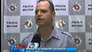 Dois assaltos em vinte minutos a postos de gasolina em Barra Bonita