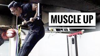 如何做到暴力上槓Muscle Up(中文字幕)