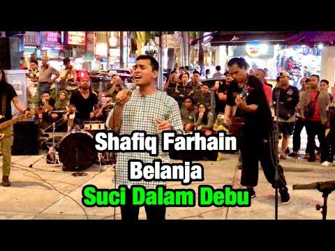 Syafiq Farhain Memang Sebijik Macam Suara Saleem😱   Semua Minta Nyanyi Lagu Suci Dalam Debu