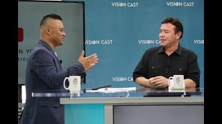 Vision Cast with Elder Sonny Arguinzoni Jr. (Host Tim Rabara)
