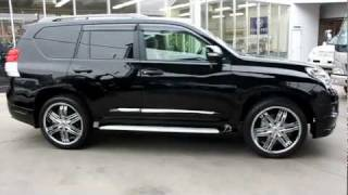 Repeat youtube video TOYOTA 150 LAND CRUISER PRADO DOUBLE EIGHT