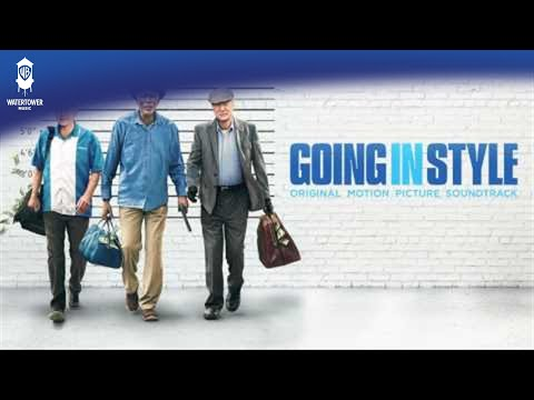 Official: Opening - Rob Simonsen - Going In Style Soundtrack
