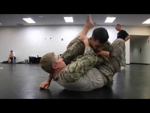 Air Force Combatives taught at Air Force Academy