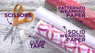 Holiday Quick Take: How To Embellish You Gift Wrapping