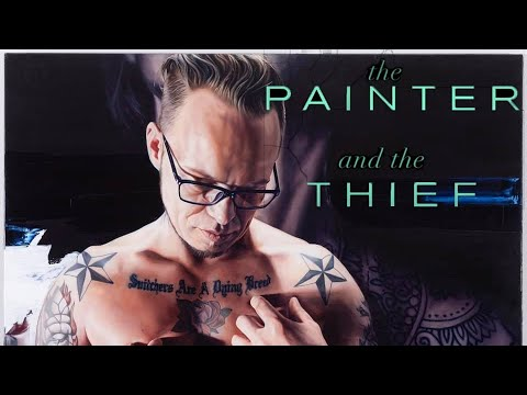 THE PAINTER AND THE THIEF (2020) | Trailer Subtitulado | Benjamin Ree, Kristoffer Kumar