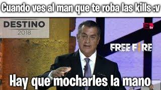 ¡LOS MEJORES MEMES de FREE FIRE! MORIRÁS DE RISA! 😂😂