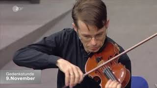Nimrod Ensemble:  Clarinet Quintets - performance in the German Bundestag