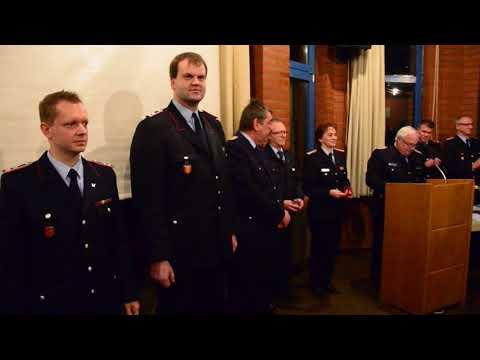 Jahreshauptversammlung Freiwillige Feuerwehr Lehrte