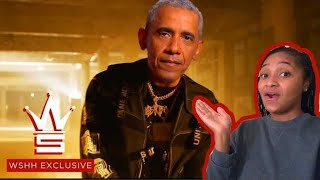 Reacting to Azerrz | If Obama was a Chicago Drill Rapper