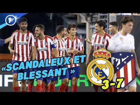 L'humiliation du Real Madrid par l'Atlético (7-3) fait jaser en Espagne | Revue de presse