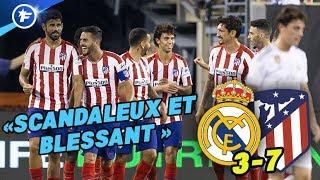 L'humiliation du Real Madrid par l'Atlético (3-7) fait jaser en Espagne | Revue de presse