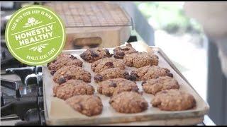 Kids Treats   Honestly Healthy Oat Cookies