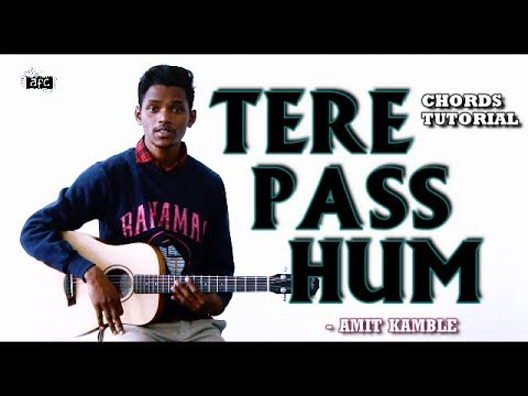 Tere Pass Hum | Amit Kamble | Guitar Chords Tutorial by AFC Music | Popular Hindi Christian Song thumbnail