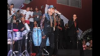 Toño Rosario -  Cumande (EN VIVO) NUEVO 2015