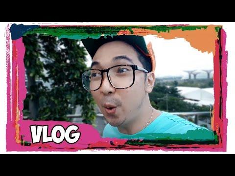 Vlog Liburan SINGAPORE