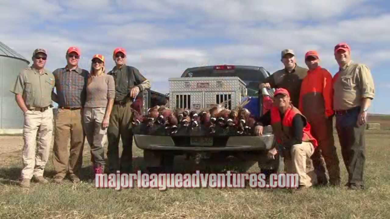 South dakota pheasant hunt 2014 youtube for South dakota out of state fishing license