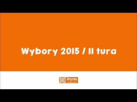 Polskie Radio 1 - Wieczór wyborczy - II tura (24-05-2015)