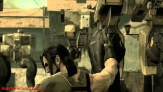 Metal Gear Solid 4: Raiden vs. Vamp PS3 bypass hdcp 4k HD Test