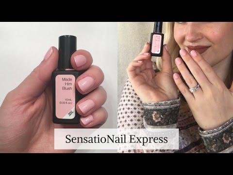 Sensationail Express First Impression