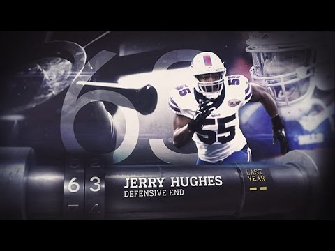 #63 Jerry Hughes (DE, Bills) | Top 100 Players of 2015