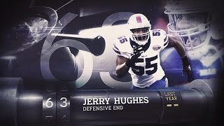 #63 Jerry Hughes (DE, Bills) | Top 100 Players of 2015