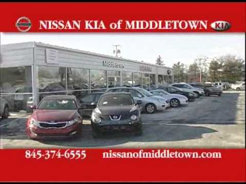 Nissan Kia Of Middletown Ny Youtube