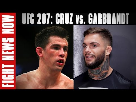 UFC 207: Dominick Cruz vs. Cody Garbrandt, WSOF 34 Year-End Event on Fight News Now