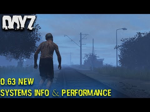 DayZ Standalone: .63 New Systems, Optimizations & More! (Upcoming Updates)
