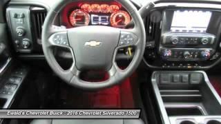 2016 Chevrolet Silverado 1500 Oconomowoc WI 16C515