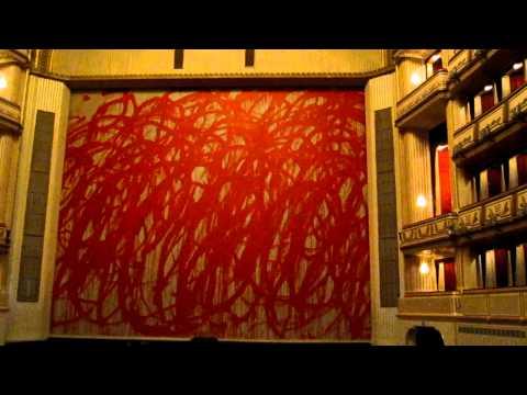 Inside Vienna's Opera House