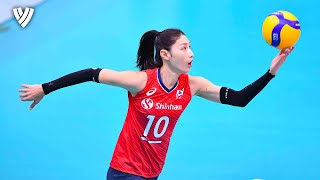 Kim Yeon Koung 김연경 - Korean Volleyball Superstar! ⭐️  | VNL 2019 | HD