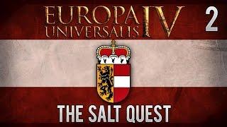 Europa Universalis IV - The Salt Quest - Part 2