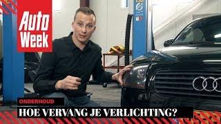 Joep Legt Uit - Verlichting - AutoWeek Onderhoud