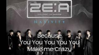 ZE:A - New Star [Romanized Lyrics]