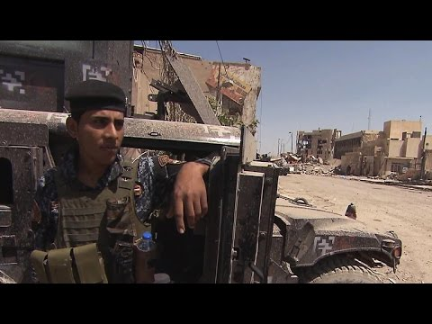Guerilla warfare as Iraqi forces close in on ISIS in Mosul