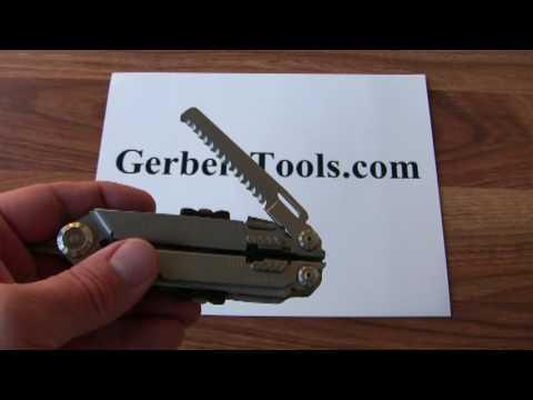 Gerber Flik Fish Fisherman Tool 30-000070 Demonstration