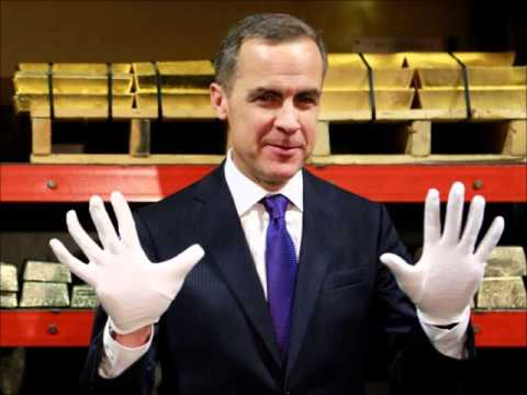 Governor of the  Bank of England blames China for continuing UK low interest rates