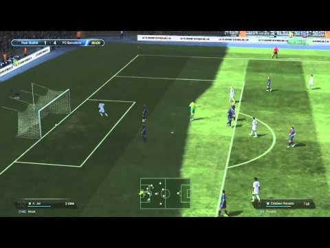 FIFA Online 3 Việt Nam - Real VS Barca