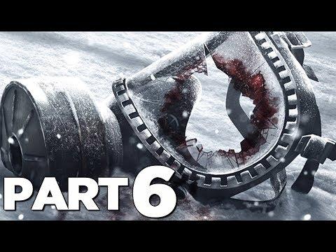 METRO EXODUS Walkthrough Gameplay Part 6 - RAILCAR (Xbox One X)
